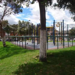 Parque San Fernando  en Bogotá