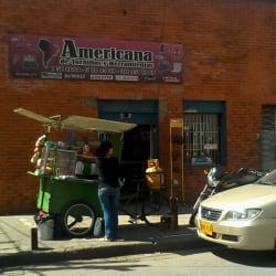 Americana De Tornillos y Herramientas en Bogotá
