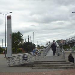Estación Avenida 68 en Bogotá
