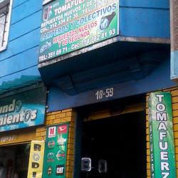 Intertomafuerzas en Bogotá