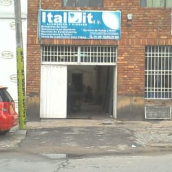 Italvit Aluminios & Vidrios en Bogotá