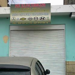 HE Eléctricos  en Bogotá