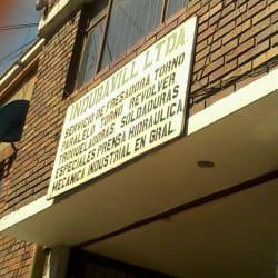Indubavill Ltda en Bogotá