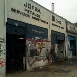 Jofra Metales Servicios Industriales E.U en Bogotá