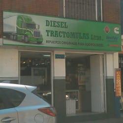 Diesel Tractomulas Ltda en Bogotá