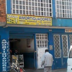 M & M Amortiguadores en Bogotá