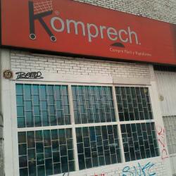 Komprech en Bogotá
