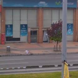 Movistar Transversal 60 con Calle 128 en Bogotá
