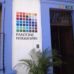 Pantone en Bogotá