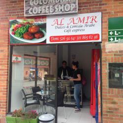 Al Amir en Bogotá