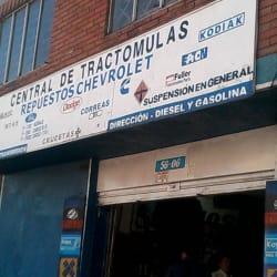 Central De Tractomulas Ltda en Bogotá