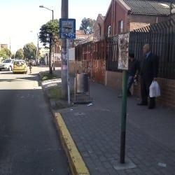 Parada 9 - Alimentador Colsubsidio en Bogotá