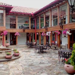 Pepe Ganga Hacienda Santa Bárbara en Bogotá