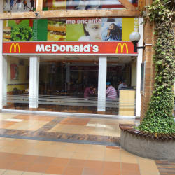 McDonald's Plaza de las Américas en Bogotá