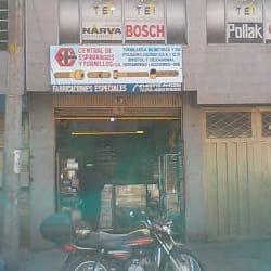 Central de Esparragos y Tornillos Ltda en Bogotá