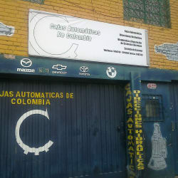 Cajas Automáticas de Colombia en Bogotá