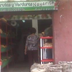 Nayarith Frutas y Verduras en Bogotá