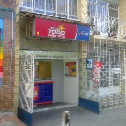 Paga Todo para Todo Carrera 23-53 en Bogotá