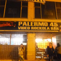 Palermo 45  Video Rockola Bar en Bogotá
