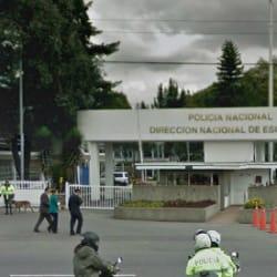 Policia Nacional Direccion Nacional de Escuelas en Bogotá