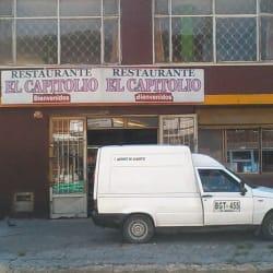 Restaurante El Capitolio en Bogotá