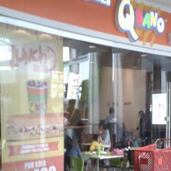 Sándwich Qbano Cafam Floresta en Bogotá