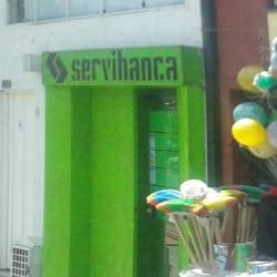 Servibanca Carrera 112A  en Bogotá
