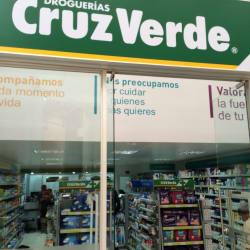 Droguería Cruz Verde - Farmasanitas Tunal en Bogotá