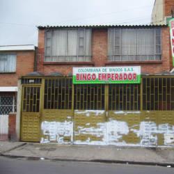 Colombiana de Bingos S.A.S Bingo Emperador en Bogotá