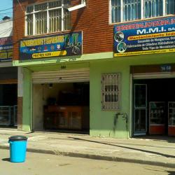 Importaciones y Respuestos EU en Bogotá