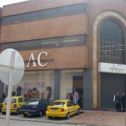 Arturo Calle Montevideo en Bogotá