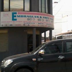 Embragues y Frenos en Bogotá