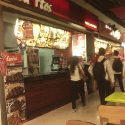 Restaurante Tres Cuartos Parrilla Express en Bogotá