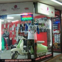 Revolution Store en Bogotá