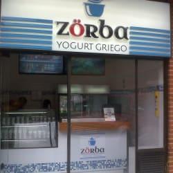 Zorba  en Bogotá