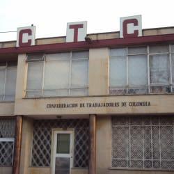 CTC Confederación De Trabajadores De Colombia en Bogotá