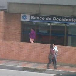 Banco de Occidente Avenida Suba en Bogotá