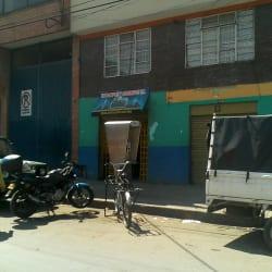 Expoacoples y Mangueras E.U en Bogotá