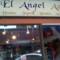 El Ángel Azul en Bogotá