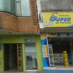 Cajero Banco Popular Autopista Sur con 52C en Bogotá