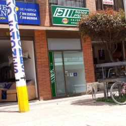 Cajero Banco Popular Suba Carrera 92 en Bogotá