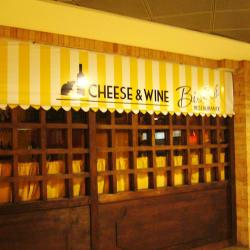 Cheese & Wine Bristró Restaurante en Bogotá