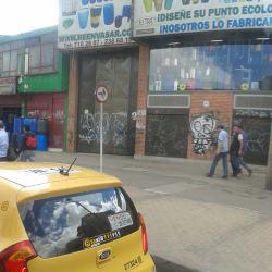 Reenvasar Avenida Boyacá en Bogotá