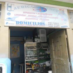 American Agency en Bogotá
