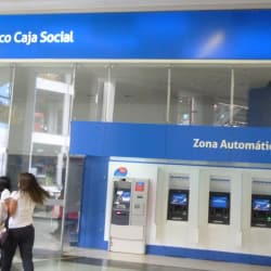 Banco Caja Social Portal 80 en Bogotá