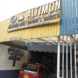 Altimon Escuela De Automovilismo en Bogotá