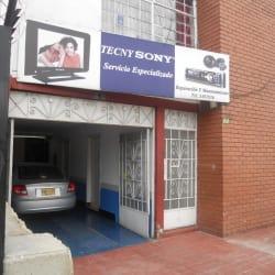 Tecny Soni en Bogotá