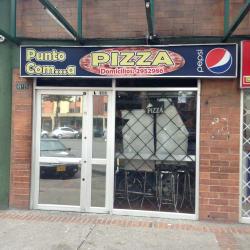 Punto Com...A Pizza en Bogotá
