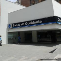 Banco De Occidente Avenida Chile en Bogotá
