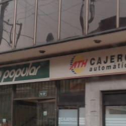 Banco Popular Barrio Restrepo  en Bogotá